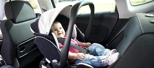Советы авто-мамам